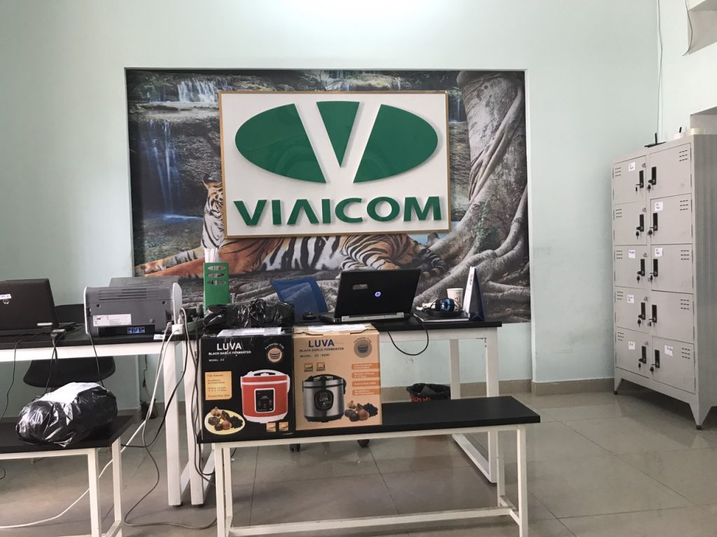 Viaicom - Tuyển dụng trực tiếp