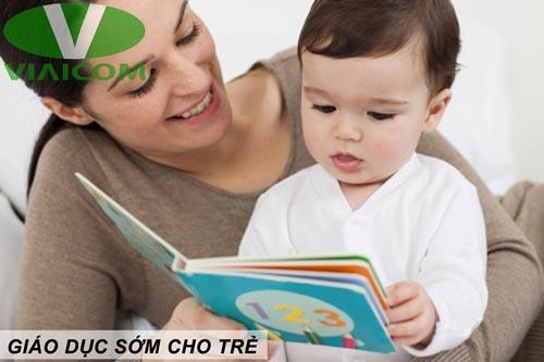 Giáo dục sớm cho trẻ
