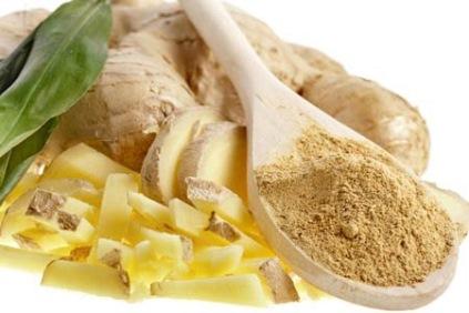 ginger 6613 6c745 - Chữa đầy bụng bằng 5 gia vị ngay trong bếp