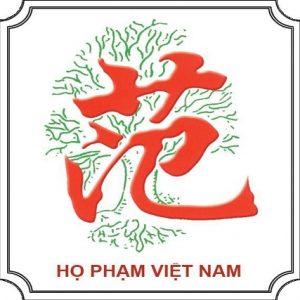 ho pham 300x300 - Đôi nét về họ Phạm ở Việt Nam