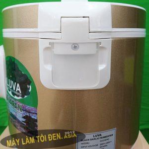 khay đựng nước 300x300 - Máy làm tỏi đen CN NHẬT BẢN LUVA D2 (New)