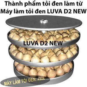 khay tỏi thành phẩm 300x300 - Máy làm tỏi đen CN NHẬT BẢN LUVA D2 (New)