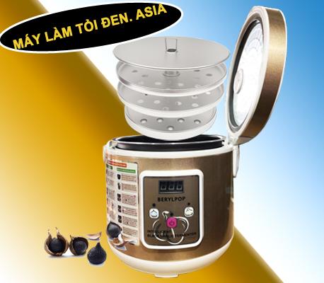 Máy làm tỏi đen Berylpop A102
