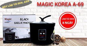 Máy làm tỏi đen Magic Korea với nhiều ưu điểm nổi bật