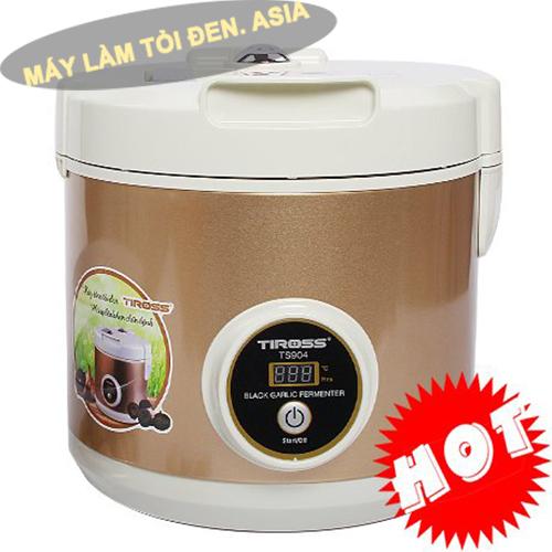 may lam toi den ts904 - Các loại máy làm tỏi đen Tiross có trên thị trường hiện nay