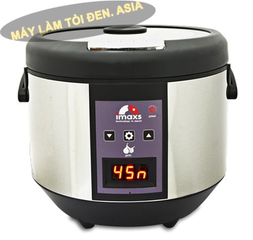 may lam toi den imaxs tn 102 - Máy làm tỏi đen IMAXS TN-102