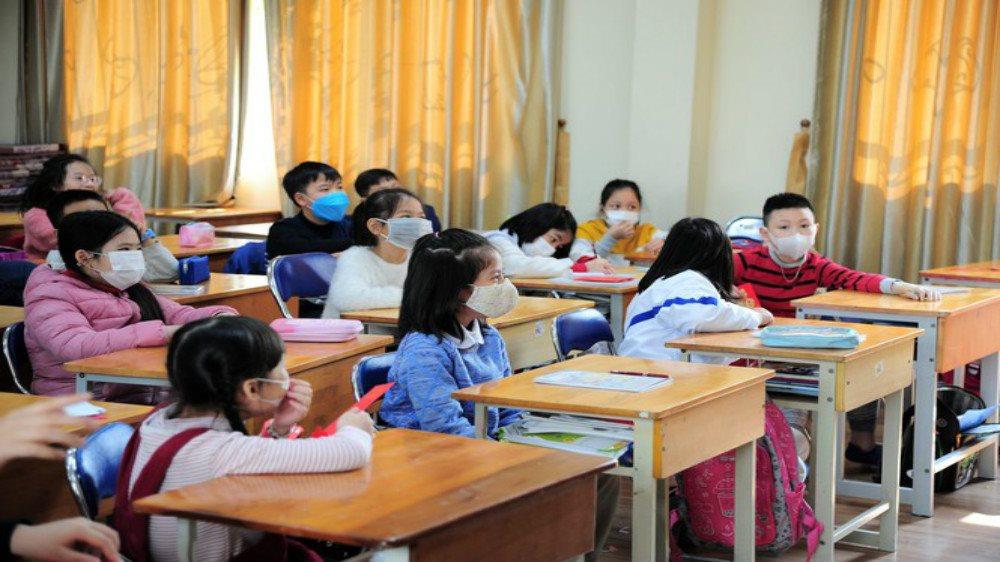 nghi hoc - Bộ Giáo dục và Đào tạo đề nghị đi học từ 2/3