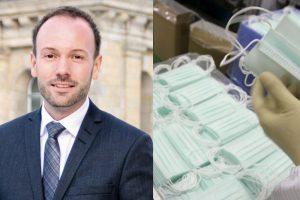 nghi si duc mat chuc vi be boi mua khau trang trung quoc 300x200 - Nghị sĩ Đức mất chức vì bê bối mua khẩu trang Trung Quốc