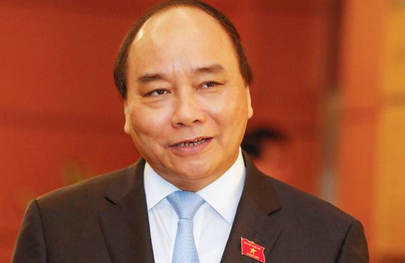 nguyenxuanphuc1 16173524395621056499978 - Ông Nguyễn Xuân Phúc được giới thiệu làm Chủ tịch nước