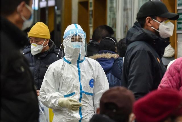 Virus corona xâm nhập tới 12 quốc gia