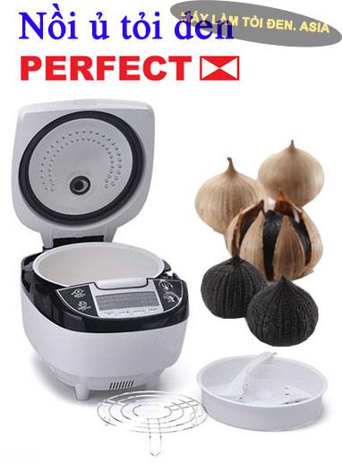 noi u perfect 1 - Các loại máy làm tỏi đen gia đình tốt nhất trên thị trường hiện nay !