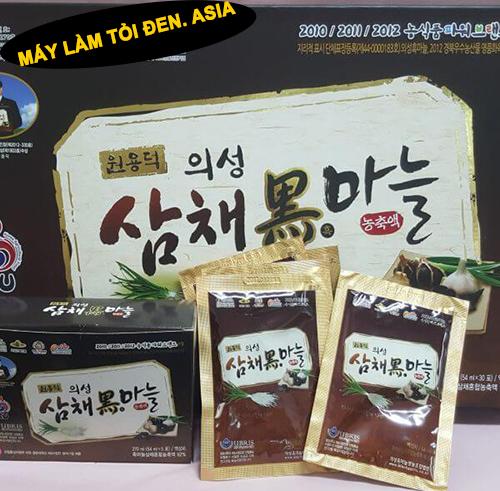 Nước tinh chất tỏi đen Hàn Quốc