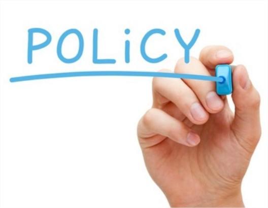 policy1 - Điều khoản sử dụng