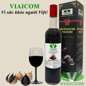 Rượu tỏi đen cô đơn VIAICOM