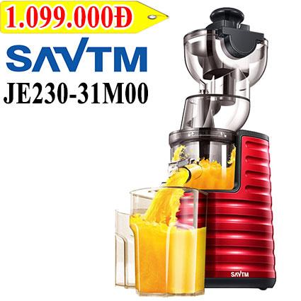 savtm je230 31m00 - Máy ép trái cây SAVTM JE230-31M00 (ép chậm)