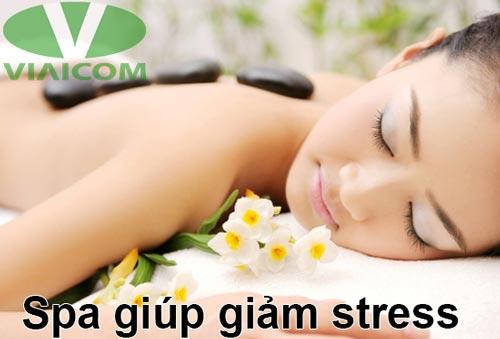 Spa giúp giảm Stress