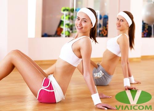 Tập thể dục khoa học là cách giảm cân tại nhà hiệu quả