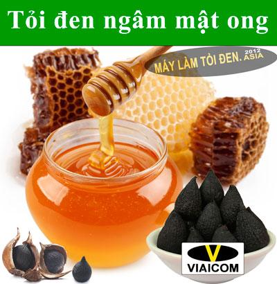 tỏi đen ngâm mật ong - công dụng của tỏi đen có tác dụng với sức khỏe thật là kỳ diệu.