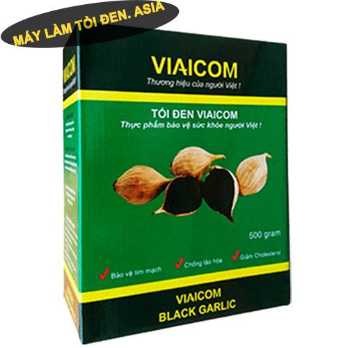 Tỏi đen cô đơn Viaicom xuất khẩu Nhật Bản