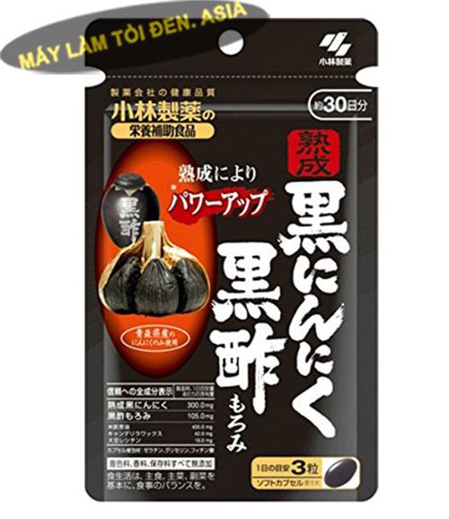 toi den kobayashi 1 - Bỏ túi 4 cách dùng tỏi đen Kobayashi