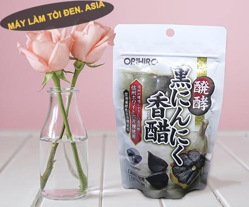 Tác dụng của tỏi đen Nhật Bản