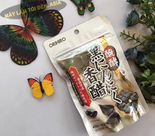 toi den orihiro 1 - Những thông tin cần biết về tỏi đen Orihiro