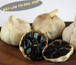 tỏi đen Việt Nam