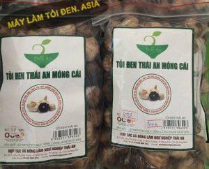 Tỏi đen Thái An và công dụng