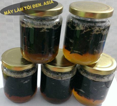 Tỏi ngâm mật ong chữa nhiều bệnh