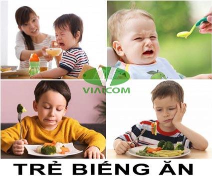 trẻ biếng ăn THUMB - Trẻ biếng ăn - Nguyên nhân và cách khắc phục