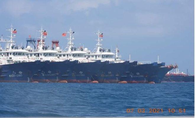 ttq nugk - Nhật ra cảnh báo về Biển Đông ngay trong cuộc họp trực tuyến với Trung Quốc